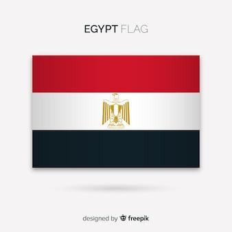 Bandeira nacional do egito