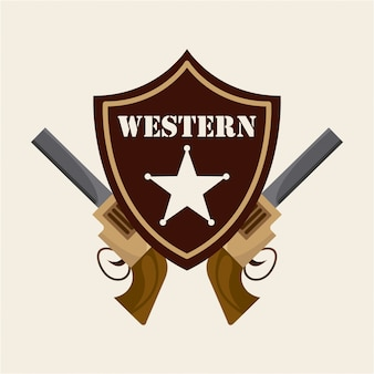 Bandeira ocidental