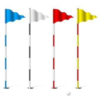Bandeiras de golfe