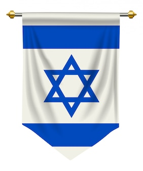 Bandeirola de israel