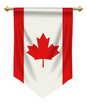 Bandeirola do canadá