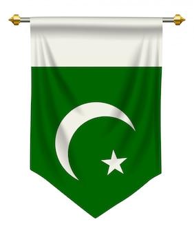 Bandeirola do paquistão