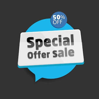 Banner de oferta especial