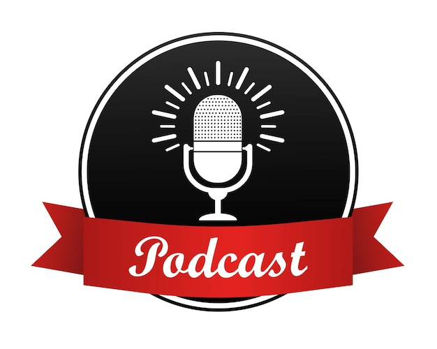 Banner de podcast