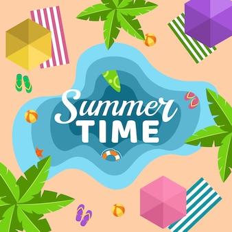 Banner de verão venda instagram