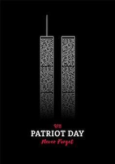 Banner do dia do patriota