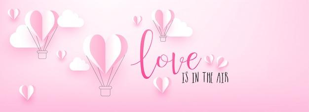 Banner do dia dos namorados.