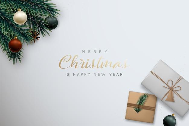 Banner feliz natal