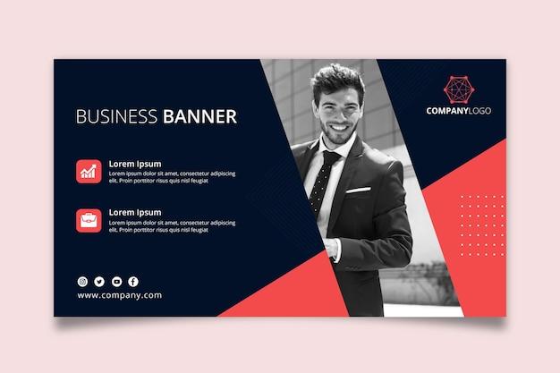 Banner geral de negócios