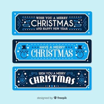 Banners de natal