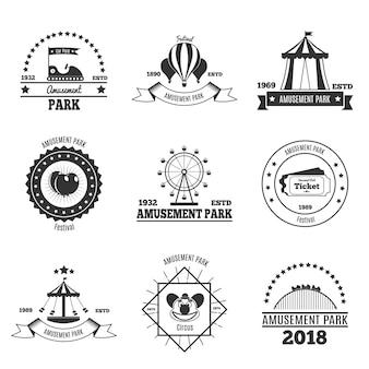 Banners de parque de lazer