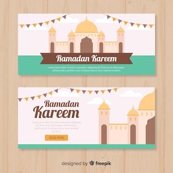 Banners de ramadã
