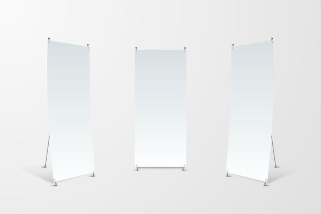 Banners de suporte x