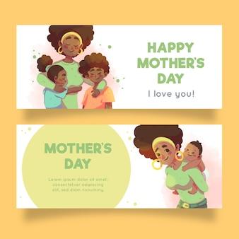 Banners do dia das mães