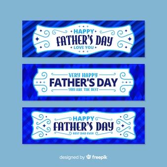 Banners do dia dos pais