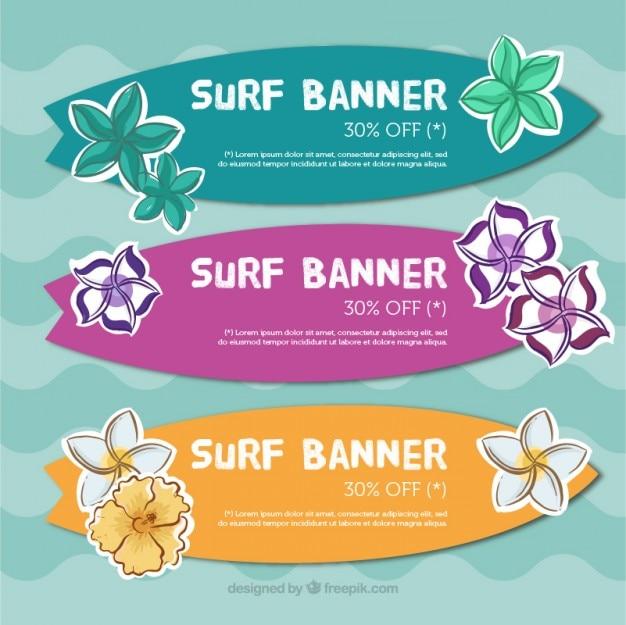 Banners prancha