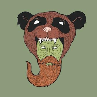 Barba de tio
