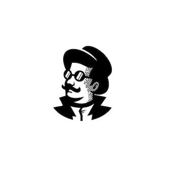 Barba, ilustração
