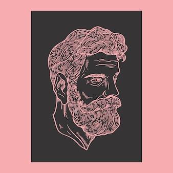 Barba rosa