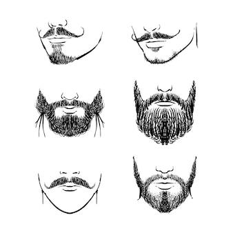 Barbas e bigodes