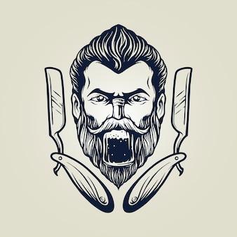 Barbearia com álcool