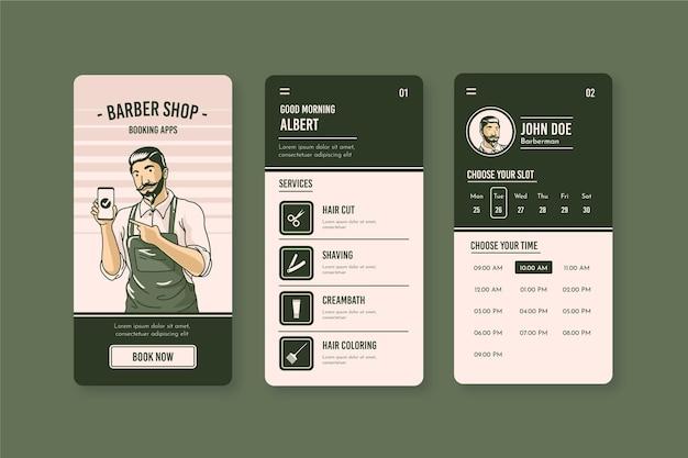 Barbearia reserva agora app