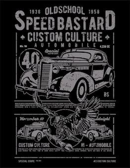Bastardo de velocidade