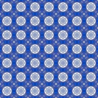 Batik padrão sem emenda