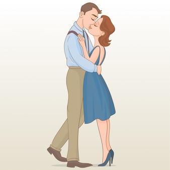 Beijos casal