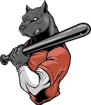 Beisebol do buldogue