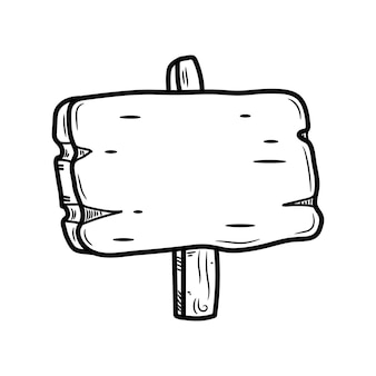 Bela mão desenhada ícone de outdoor de moda desenho preto desenhado à mão