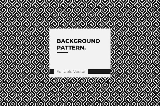 Belo padrão sem costura japonesa shoji kumiko. padrão japonês