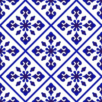 Belos padrões de batik