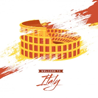 Bem vindo a itália