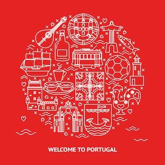 Bem-vindo à ronda de portugal