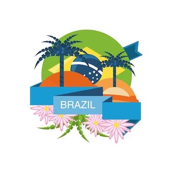 Bem-vindo ao projeto do brasil