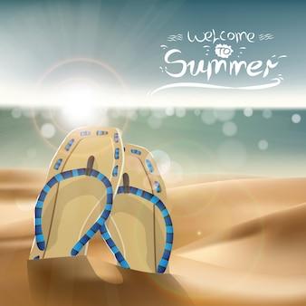 Bem-vindo ao verão