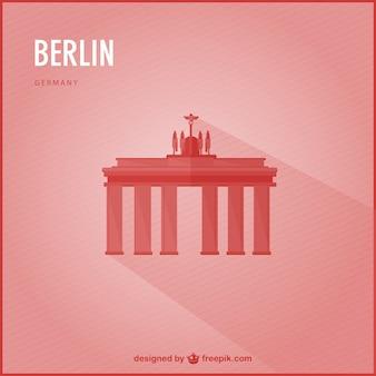 Berlin marco vetor