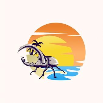 Besouro de verão