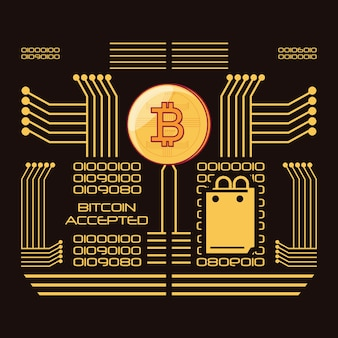 Bitcoin aceite design