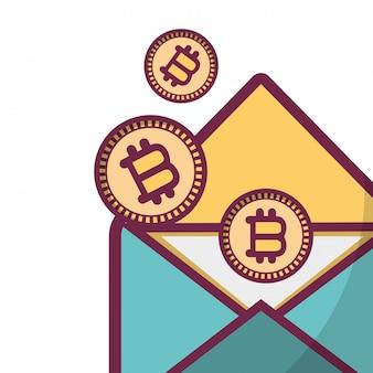 Bitcoin e envelope