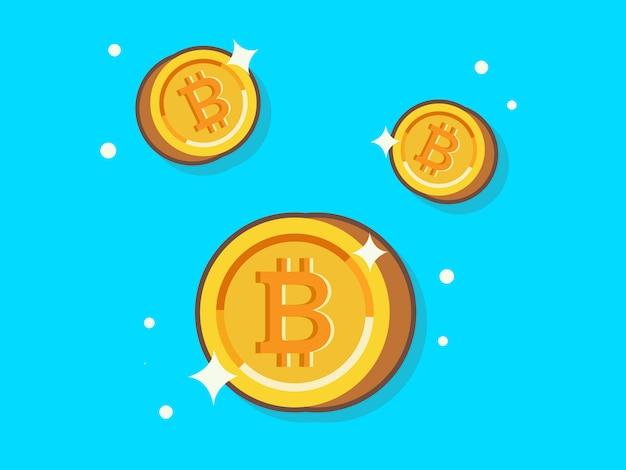Bitcoins de ouro
