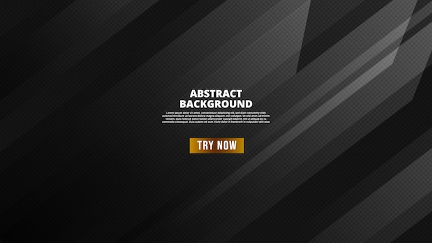 Black-abstract-geometric-background.-modern-shape-concept