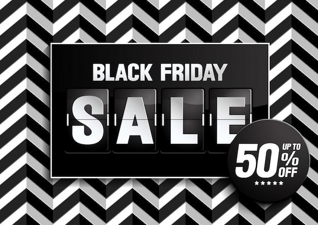 Black friday sale black color