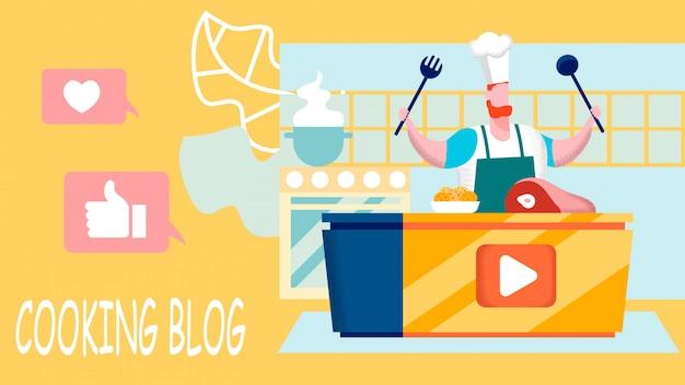 Blog de culinária