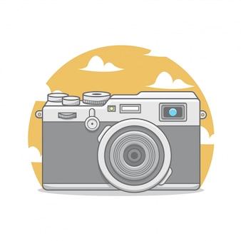 Boa câmera para tirar fotos