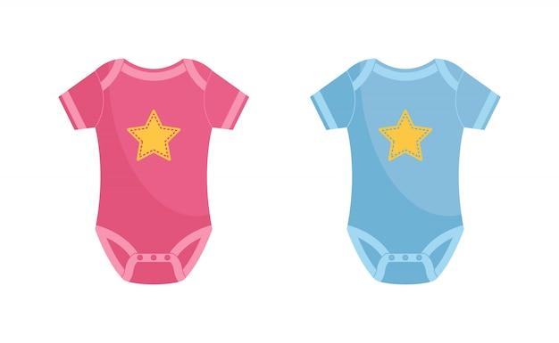 Bodysuit do bebê