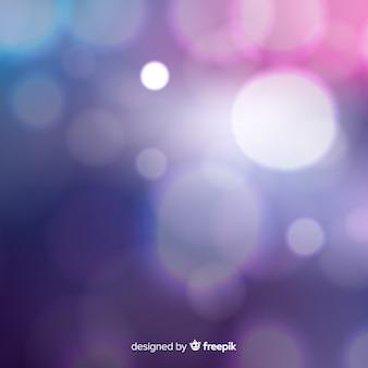 Bokeh abstrata luzes de fundo