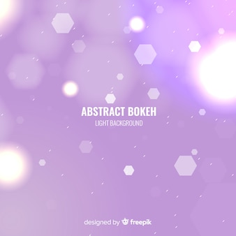 Bokeh abstrato luz de fundo
