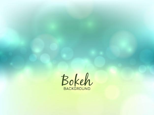 Bokeh brilhante abstrato luz de fundo